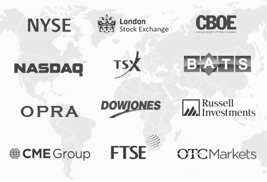 Which companies provide free stock quotes?